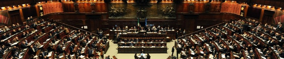 Camera dei Deputati - Palazzo Montecitorio - Seduta