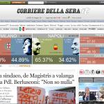 I divari imponenti di Milano E Napoli